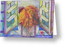 What Lies Ahead Series     I Miss You Greeting Card