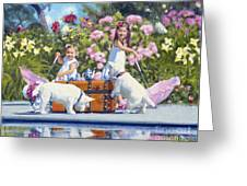 Whats Your Cup Of Tea Greeting Card