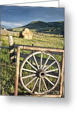 Wheelgate Greeting Card