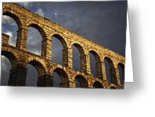 When In Segovia Greeting Card