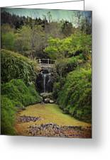 When Too Many Tears Have Fallen Greeting Card by Laurie Search