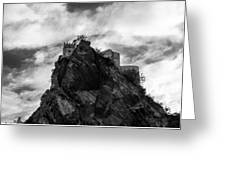 Italian Landscape - Where Dragons Fly  Greeting Card