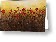 Where Happiness Grows Greeting Card