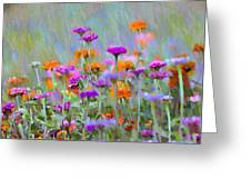 Where Have All The Flowers Gone Greeting Card