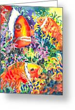 Where's Nemo I Greeting Card