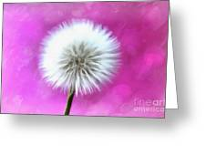 Whimsical Wishes Greeting Card