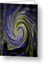 Whirly Whirls 8 Greeting Card