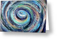 Whirrrl Greeting Card