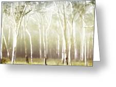 Whisper The Trees Greeting Card