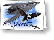 Whispering Spirit Greeting Card