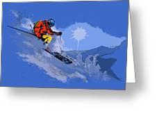 Whistler Art 006 Greeting Card