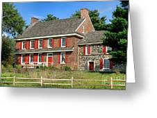 Whitall House Greeting Card