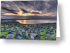 Whitby Graves Greeting Card