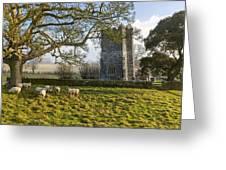 Whitcombe Church Greeting Card