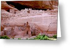 White House Ruins - Canyon De Chelly Greeting Card
