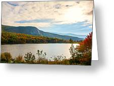 White Mountain Range Greeting Card