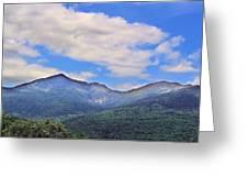 White Mountains Greeting Card