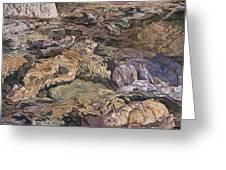 White Rock Greeting Card