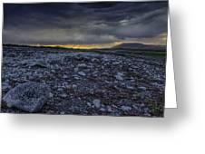 White Rocks Greeting Card