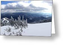 Whiteface Mountain View On Sale Now Greeting Card