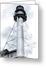 Whitefish Point Lighthouse Greeting Card