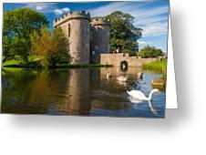 Whittington Castle Greeting Card