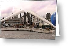 Whittle Arch Coventry Greeting Card