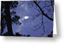 Wicked Moon Greeting Card