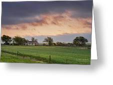 Wilco Sunrise Greeting Card