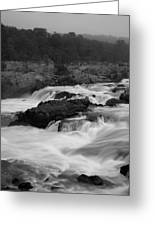 Wild Potomac River Greeting Card