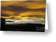 Wild Skies  Greeting Card
