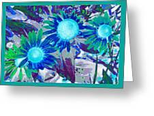 Wildflower Greeting Card by Tom Druin