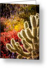 Wildflowers Ignite  Greeting Card
