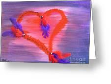 Wildheart II Greeting Card
