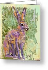 Wildlife Haas Greeting Card