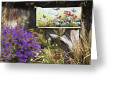 Wildlife's Mailbox Greeting Card