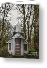 Wildwood Chapel Greeting Card