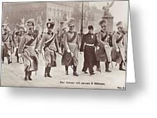 Wilhelm II & Sons Greeting Card