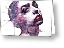 Will You Still Love Me Tomorrow  Greeting Card by Paul Lovering