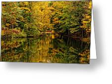 Willett Autumn Reflections Greeting Card