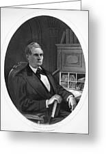 William Almon Wheeler (1819-1887) Greeting Card