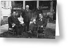 William Howard Taft(1857-1930) Greeting Card