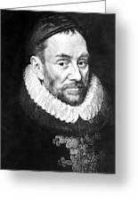 William I (1535-1584) Greeting Card