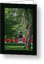 William The Silent Greeting Card