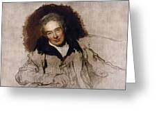 William Wilberforce (1759-1833) Greeting Card