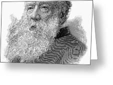 William Wood (1808-1894) Greeting Card