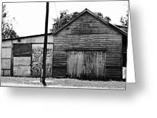 Willowbank Shed Greeting Card