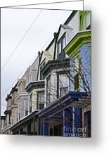 Wilmington Houses Greeting Card