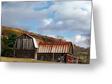 Wilson's Barn Greeting Card