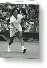 Wimbledon Championships - Second Day..., Althea Gibson In Greeting Card